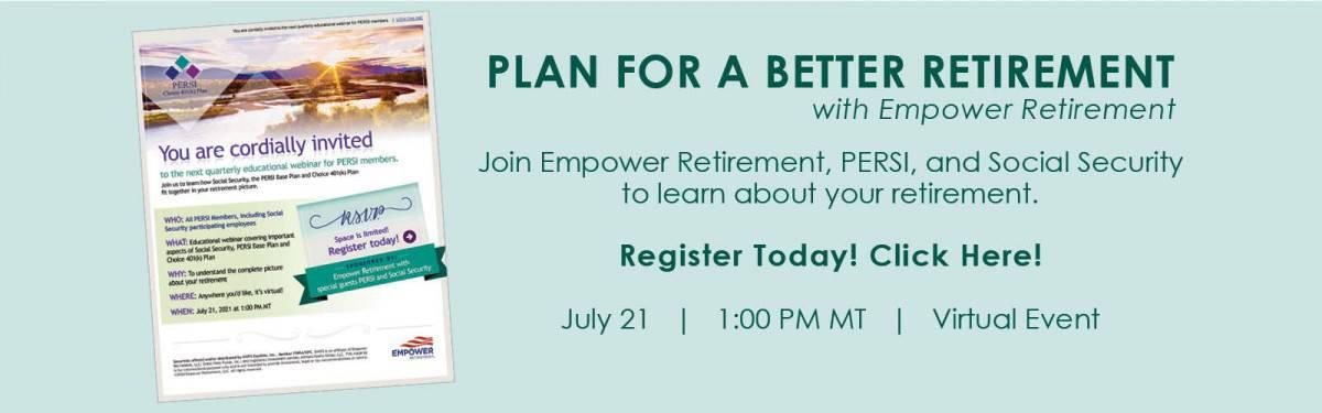 2021 Empower July Event